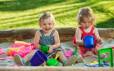 The Importance of Outside play in Early Childhood Development