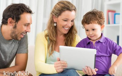 Technology-assisted Childcare Learning Stories – The Big Picture