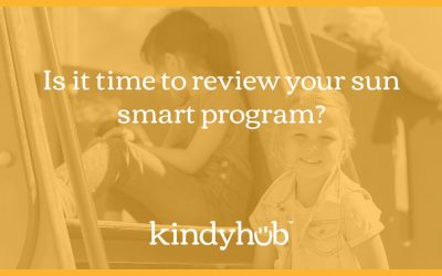 Time to review your Sun Smart program