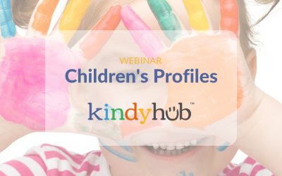 2019 Kindyhub – Children's Profiles