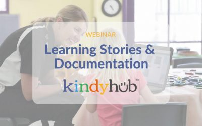 2019 Kindyhub – Learning Stories / Documentation