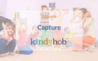 2019 Kindyhub – Capture Feature