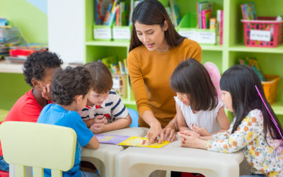 6 Ways to Get More Time with Children in Your Centre